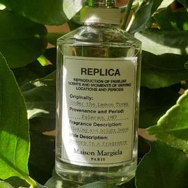Replica - Under The Lemon Trees von Maison Margiela