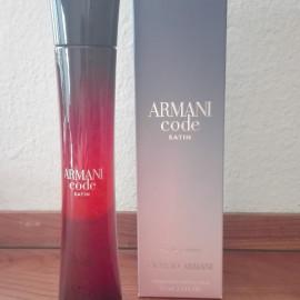 Armani Code Satin - Giorgio Armani