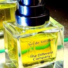 Sel de Vétiver von The Different Company