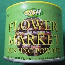 Flower Market - Lush / Cosmetics To Go