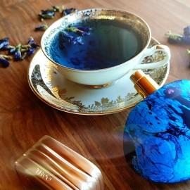 Blauer Tee..