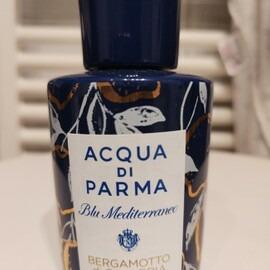 Blu Mediterraneo - Bergamotto di Calabria La Spugnatura - Acqua di Parma