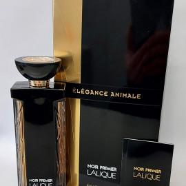 Noir Premier - Élégance Animale 1989 von Lalique