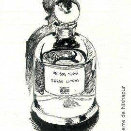 Un bois sépia by Serge Lutens