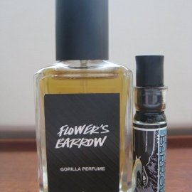Flower's Barrow by Lush / Cosmetics To Go