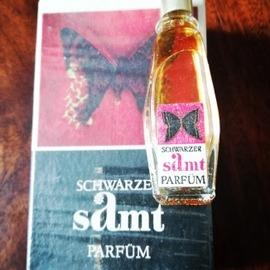 Schwarzer Samt (Parfüm) by Florena