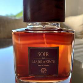 Soir de Marrakech (Eau de Parfum) von Benchaâbane / Les Parfums du Soleil