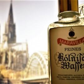 Feines Kölnisch Wasser von Maravilla