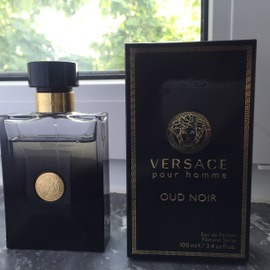 Versace pour Homme Oud Noir by Versace