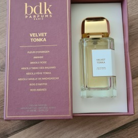 Velvet Tonka by bdk Parfums