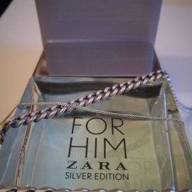 For Him Silver Edition von Zara