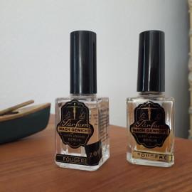 Fougère Zero von Parfum-Individual Harry Lehmann