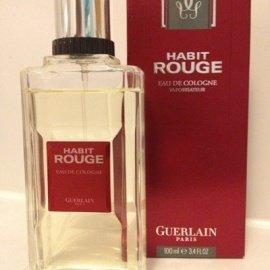 Habit Rouge (Eau de Cologne) by Guerlain