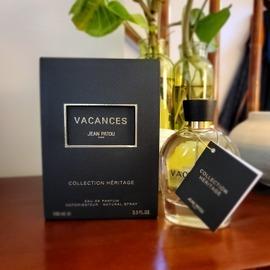 Collection Héritage - Vacances (2015) by Jean Patou