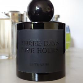 Three Days Five Hours - Leykarar
