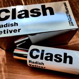 Series 10: Clash - Radish x Vetiver by Comme des Garçons
