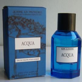 Acqua - Jeanne en Provence