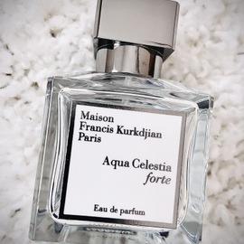 Aqua Celestia Forte - Maison Francis Kurkdjian