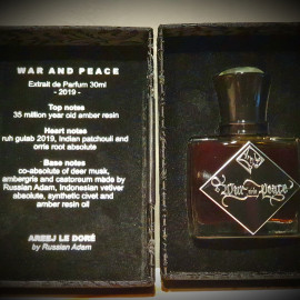 War and Peace - Areej Le Doré