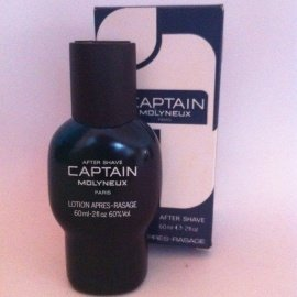 Captain Molyneux (1994) (After Shave) by Molyneux