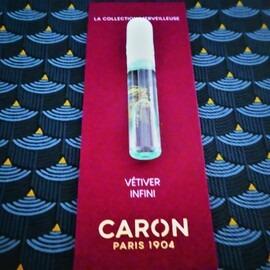 Vétiver Infini by Caron