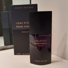L'Eau d'Issey pour Homme Or Encens - Issey Miyake
