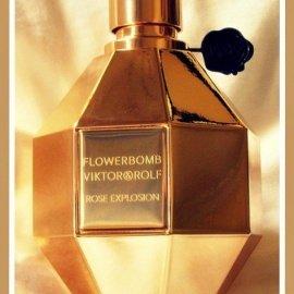 Flowerbomb Rose Explosion by Viktor & Rolf