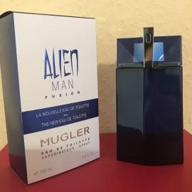 Alien Man Fusion by Mugler