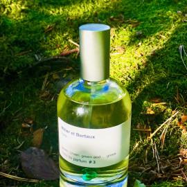 l'eau de parfum #3 green, green, green and... green von Miller et Bertaux