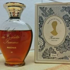 Femme (1945) (Parfum de Toilette) by Rochas