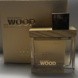 She Wood Golden Light Wood by Dsquared²