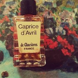 Caprice d'Avril von Charrier / Parfums de Charières
