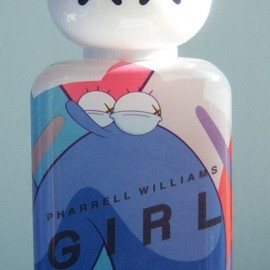G I R L by Pharrell Williams by Comme des Garçons