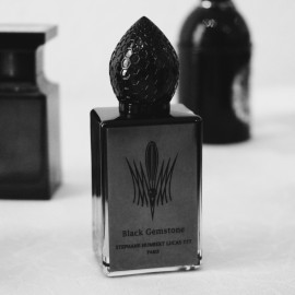 Black Gemstone by Stéphane Humbert Lucas