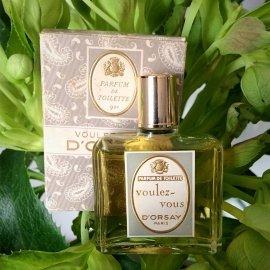 Voulez-Vous (Parfum de Toilette) by d'Orsay