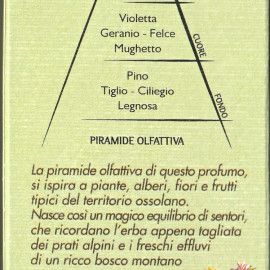Profumo di Domodossola by Erboristeria Parafarmacia D.ssa Valeria Tantardini