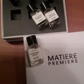 Parisian Musc von Matière Première