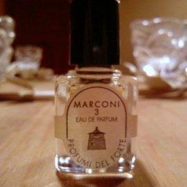 Marconi 3 von Profumi del Forte