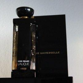Noir Premier - Fleur Universelle 1900 von Lalique