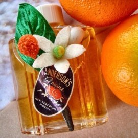 Orange Blossom Perfume / Genuine Orange Blossom von Anderson's