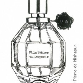 Flowerbomb (Eau de Parfum) by Viktor & Rolf