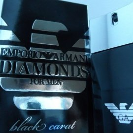 Emporio Armani - Diamonds for Men Black Carat von Giorgio Armani