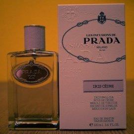 Infusion d'Iris Cèdre von Prada