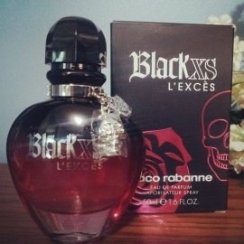 Black XS L'Excès for Her by Paco Rabanne
