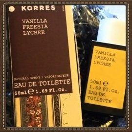 Vanilla | Freesia | Lychee by Korres