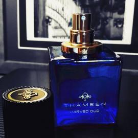 Carved Oud (Extrait de Parfum) by Thameen