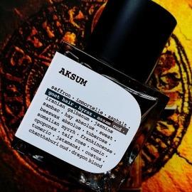 Aksum by Pryn Parfum