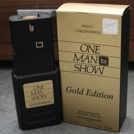 One Man Show Gold Edition by Jacques Bogart