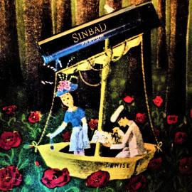 Sinbad segelt im Meer der Blumen (mit Denise)