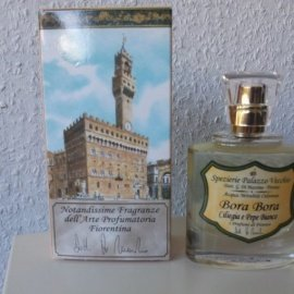 Bora Bora - Ciliegia e Pepe Bianco (Eau de Parfum) von Spezierie Palazzo Vecchio / I Profumi di Firenze
